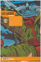Verso de Les losers (Kirby) - Les Losers