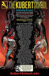 Verso de Justice League vs. Suicide Squad (2017) -3- Chapter Three