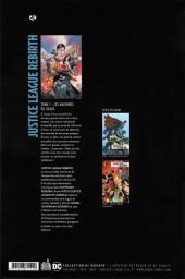 Verso de Justice League Rebirth -1- Les Machines du chaos