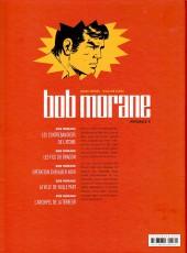 Verso de Bob Morane 10 (Intégrale Le Lombard) -6- Intégrale 6