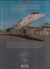 Verso de Gilles Durance -3- Le vol du Concorde