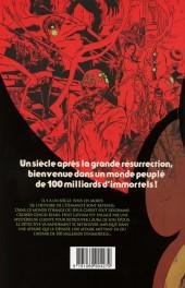 Verso de 100 Milliards d'Immortels -INT- Omnis Obscura
