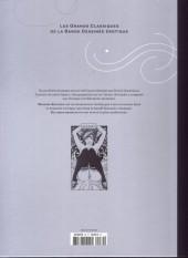 Verso de Les grands Classiques de la Bande Dessinée érotique - La Collection -3047- Ex-libris eroticis - tome 1
