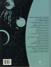 Verso de Libre à jamais -3- Révélation