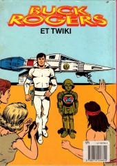 Verso de Buck Rogers - Buck Rogers et Twiki