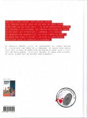 Verso de Philippine Lomar (Les enquêtes polar de) -2- Le braqueur des cœurs