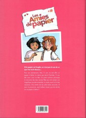 Verso de Les amies de papiers -1- Le cadeau de nos 11 ans
