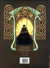 Verso de Merlin - La quête de l'épée -INT2- Intégrale Tomes 4 et 5