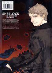 Verso de Sherlock (Moffat & Jay.) -2- Le Banquier aveugle