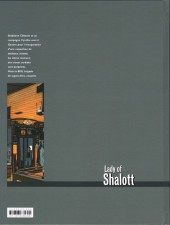 Verso de Lady of Shalott