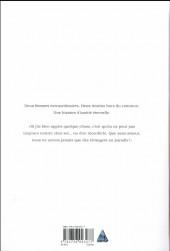 Verso de Strangers in paradise -INT1- Intégrale 1