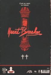 Verso de Doggybags présente -2- Heart Breaker