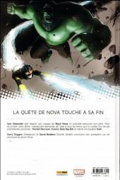 Verso de Nova (Marvel Now!) -6- Retrouvailles