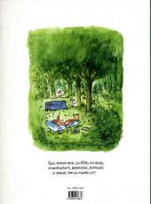 Verso de Le petit Chemin caillouteux - Le Petit Chemin caillouteux