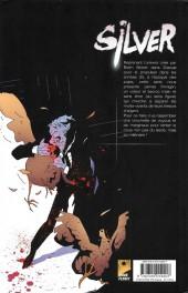 Verso de Silver -1- Le Trésor des vampires