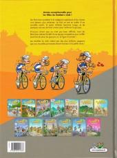 Verso de Les vélo Maniacs -13- Tome 13