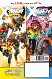 Verso de Free Comic Book Day 2017 - All-New Guardians of the Galaxy / The Defenders