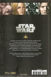 Verso de Star Wars - Légendes - La Collection (Hachette) -4236- Dark Times - I. L'Âge Sombre
