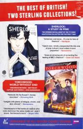 Verso de Free Comic Book Day 2017 - Doctor Who