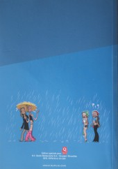 Verso de Les nombrils -2Quick- Sale temps pour les moches