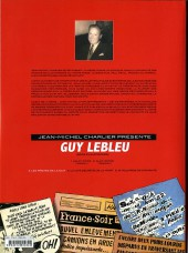 Verso de Guy Lebleu -3ES- Les pirates de la nuit