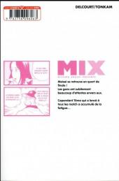 Verso de Mix -9- Tome 9
