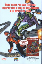 Verso de Spider-Man (Marvel France 6e série - 2017) -1- La Conspiration des clones (1/5)
