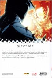 Verso de Mighty Thor -2- Qui détient le marteau ?