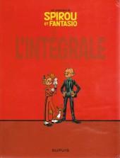 Verso de Spirou et Fantasio -7- (Int. Dupuis 3) -INT- L'Intégrale