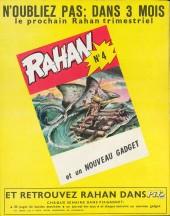 Verso de Rahan (1e Série - Vaillant) -3- Ceux qui marchent debout