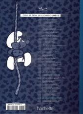 Verso de Les schtroumpfs - La collection (Hachette) -36- Les Schtroumpfs fêtent Halloween