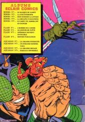 Verso de Aquaman (Eclair comics) -1- La grande poursuite