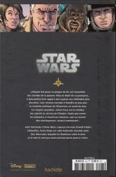 Verso de Star Wars - Légendes - La Collection (Hachette) -4344- Agent de l'Empire - II. Nouvelles cibles
