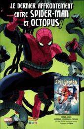 Verso de Spider-Man Universe (Marvel France 3e série) -1- Méli-mélo de mondes