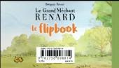 Verso de Le grand méchant Renard -HS2- Le flipbook