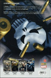 Verso de Punisher (Marvel Deluxe - 2013) -5- Le faiseur de veuves