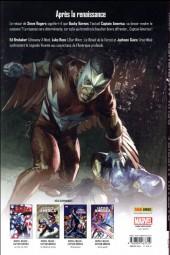 Verso de Captain America (Marvel Deluxe - 2011) -7- Deux Amériques