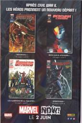 Verso de All-New X-Men -HS03- Mort sous X