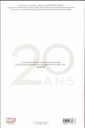 Verso de Punisher : Sale Boulot