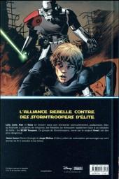 Verso de Star Wars (Panini Comics - 100% Star Wars) -4- Le Dernier Vol du Harbinger