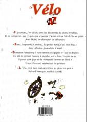 Verso de Illustré (Le Petit) (La Sirène / Soleil Productions / Elcy) - Le Vélo illustré de A à Z