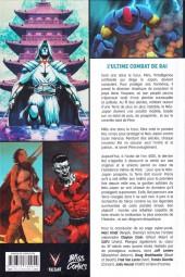 Verso de Rai (Bliss Comics - 2014) -2A- Second cycle : 4001 A.D.