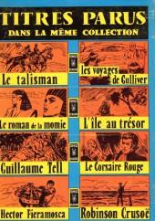 Verso de Comics Classic (Arédit) -3- Le Roman de la momie