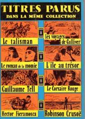 Verso de Comics Classic (Arédit) -7- Le Corsaire rouge