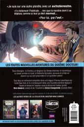 Verso de Doctor Who - Les nouvelles aventures du dixième docteur -1ES- Les révolutions de la terreur