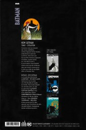 Verso de Batman : New Gotham -1- Évolution
