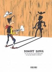 Verso de Lucky Luke (vu par...) -2Flamand- Jolly Jumper antwoordt niet meer