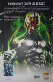 Verso de Nova (Marvel Deluxe) -2- Secret Invasion