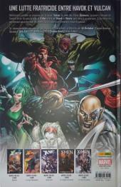 Verso de X-Men (Marvel Deluxe) - La Chute de l'Empire Shi'ar
