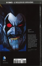 Verso de DC Comics - Le Meilleur des Super-Héros -48- Lobo - La Balade de Lobo